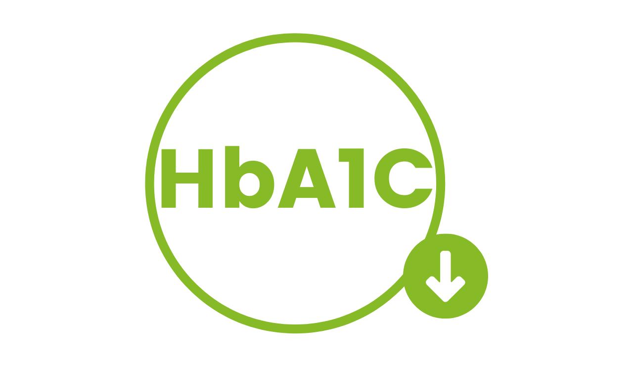 HbA1c csökkenés eszközünkkel